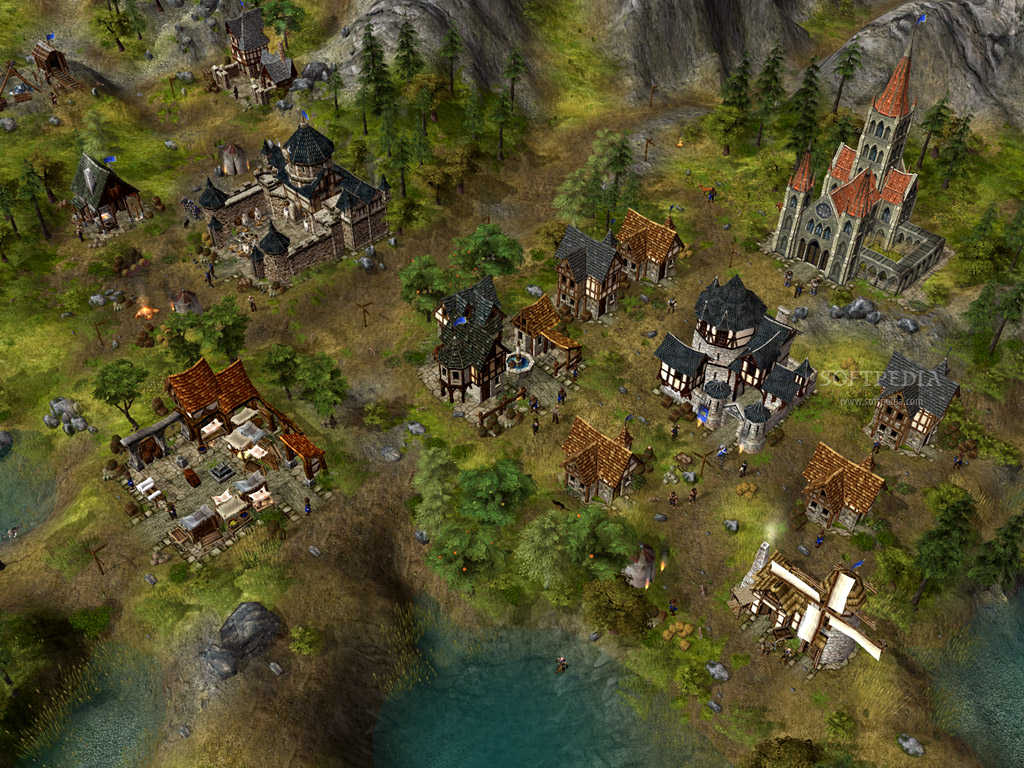 Patches and Fixes: The Settlers 4 v2501516 Patch Full
