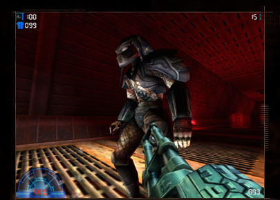 Alien vs. Predator 2 - Utter Chaos Mod screenshot 3