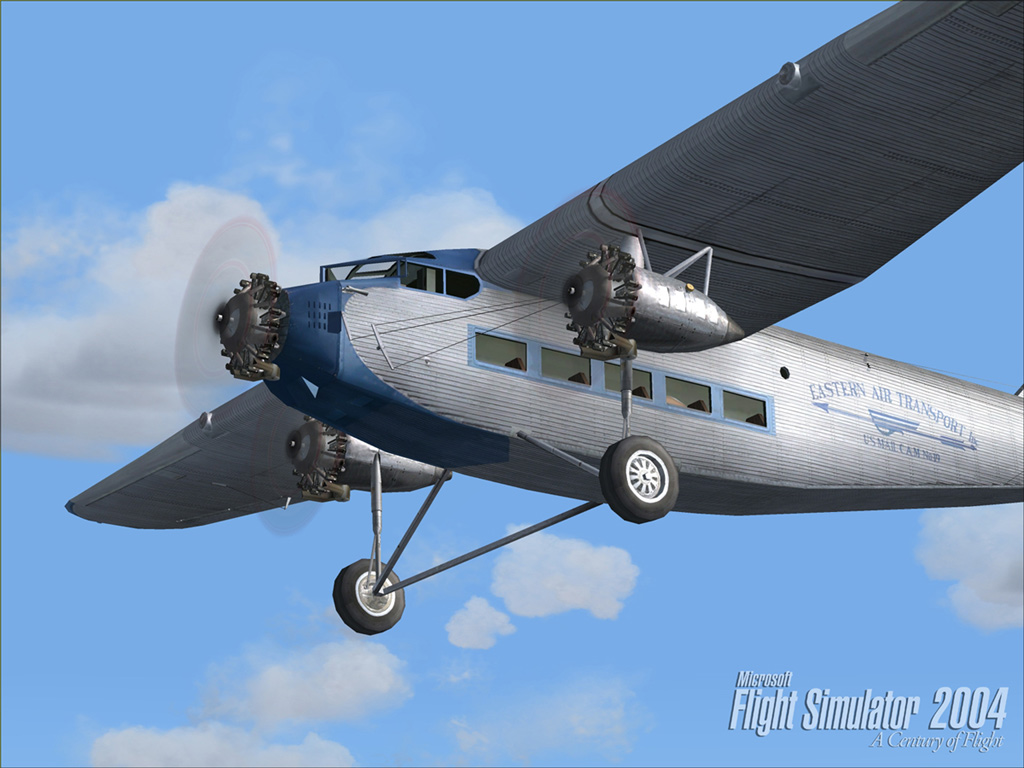 Microsoft Flight Simulator 2004 Addon - DC10 FDE Upgrade Fix screenshot 3