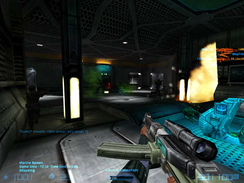 Half-Life: Natural Selection Server screenshot 3