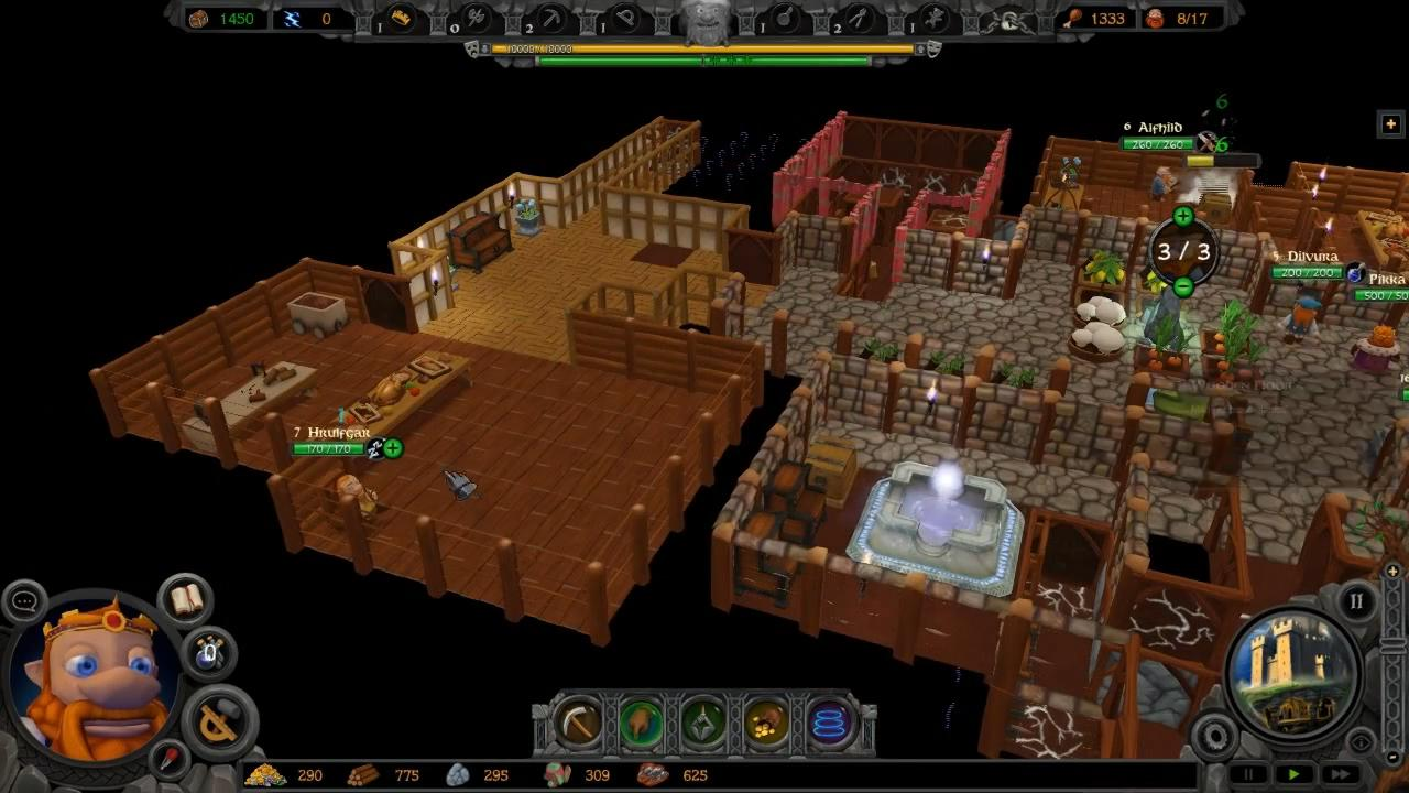 A Game of Dwarves - Developer Interview: Why Dwarves? Trailer screenshot 6