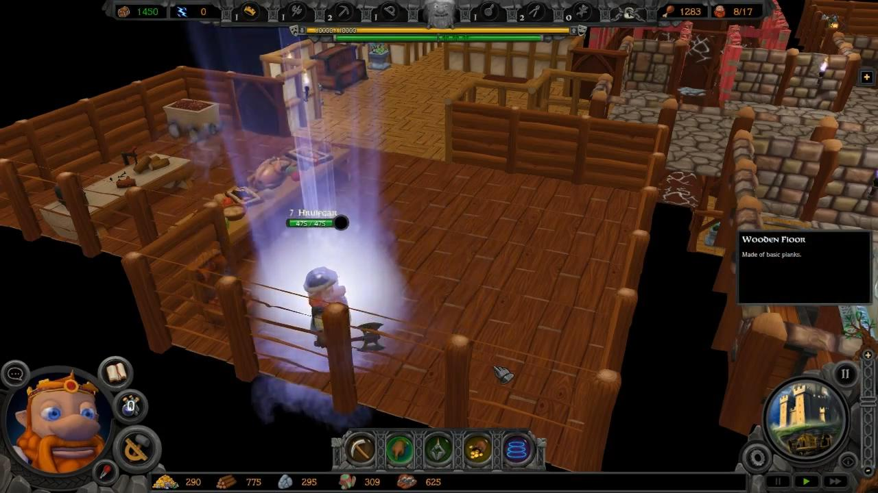 A Game of Dwarves - Developer Interview: Why Dwarves? Trailer screenshot 7