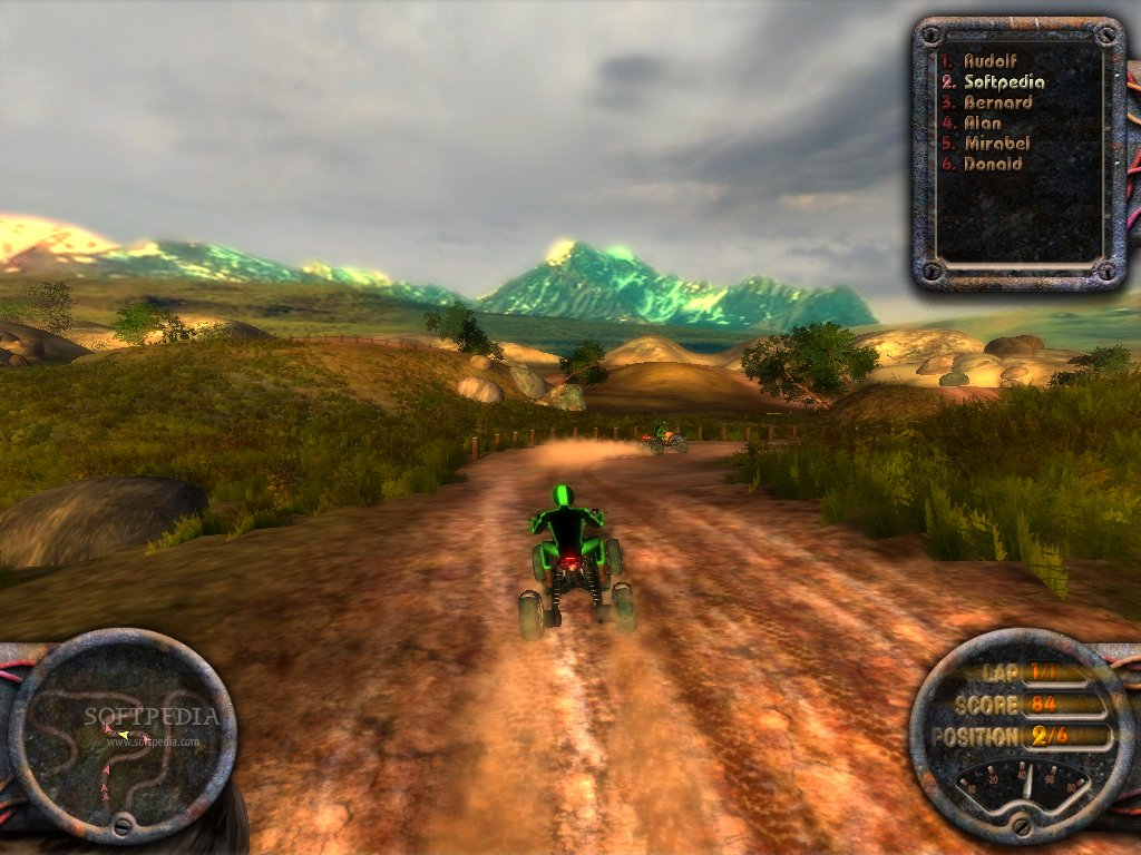 ATV Quadro Racing screenshot 12