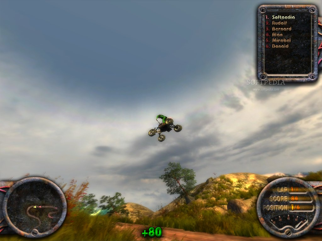 ATV Quadro Racing screenshot 13