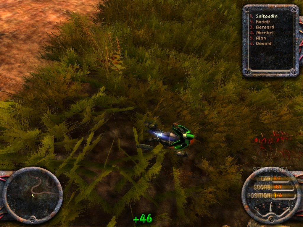 ATV Quadro Racing screenshot 14