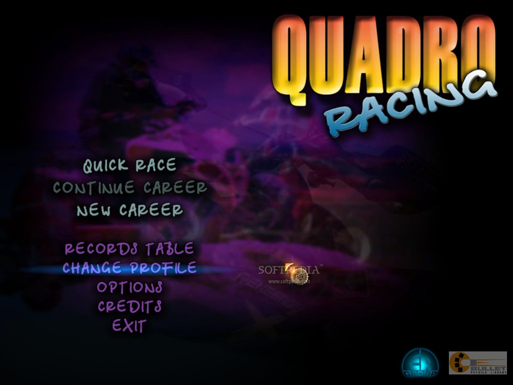 ATV Quadro Racing screenshot 2