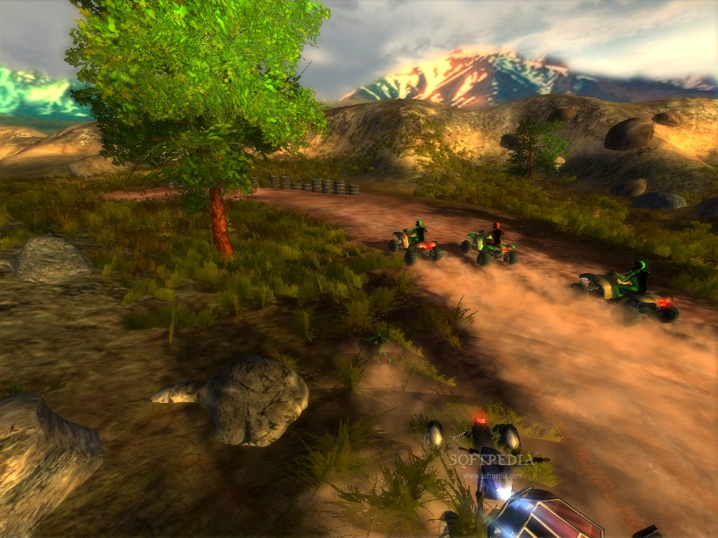 ATV Quadro Racing screenshot 5