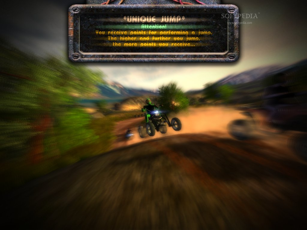 ATV Quadro Racing screenshot 8