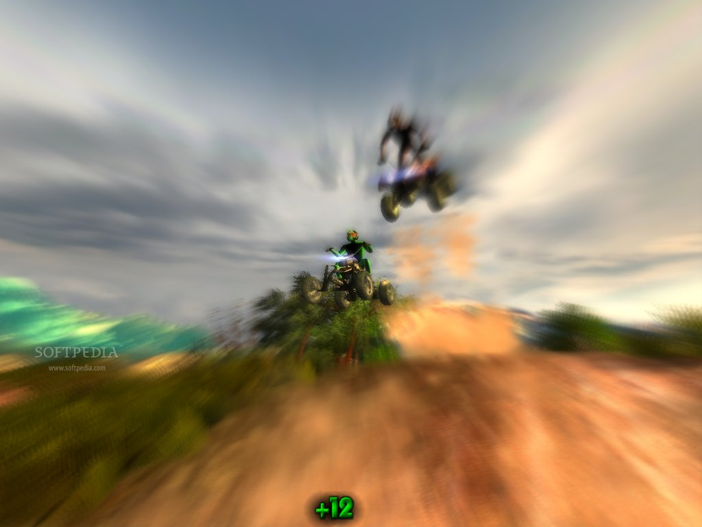 ATV Quadro Racing screenshot 9