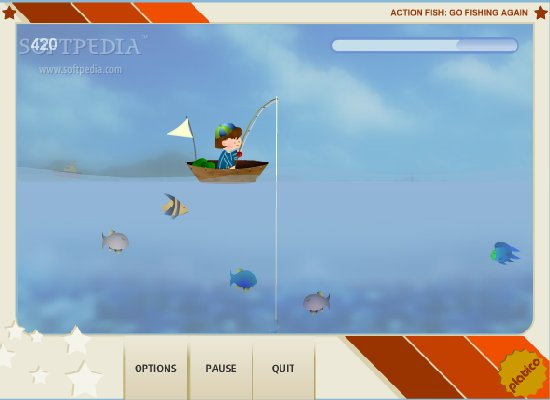 Action Fish screenshot 1