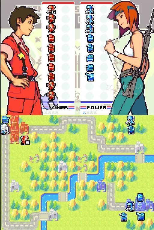 Part 1: Let's Play Advance Wars Dual Strike, Hard Campaign ...