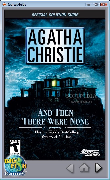 an analysis of agatha christies book and then they were none For the most part, and then there were none operates from a third person   things can get a little archaic in a christie novel (after all, who's up-to-date with   agatha christie qualified as a dispenser and learned about different poisons.