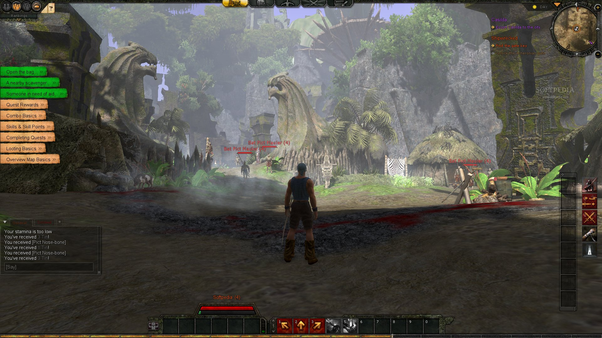 Age of Conan: Unchained Client screenshot 16