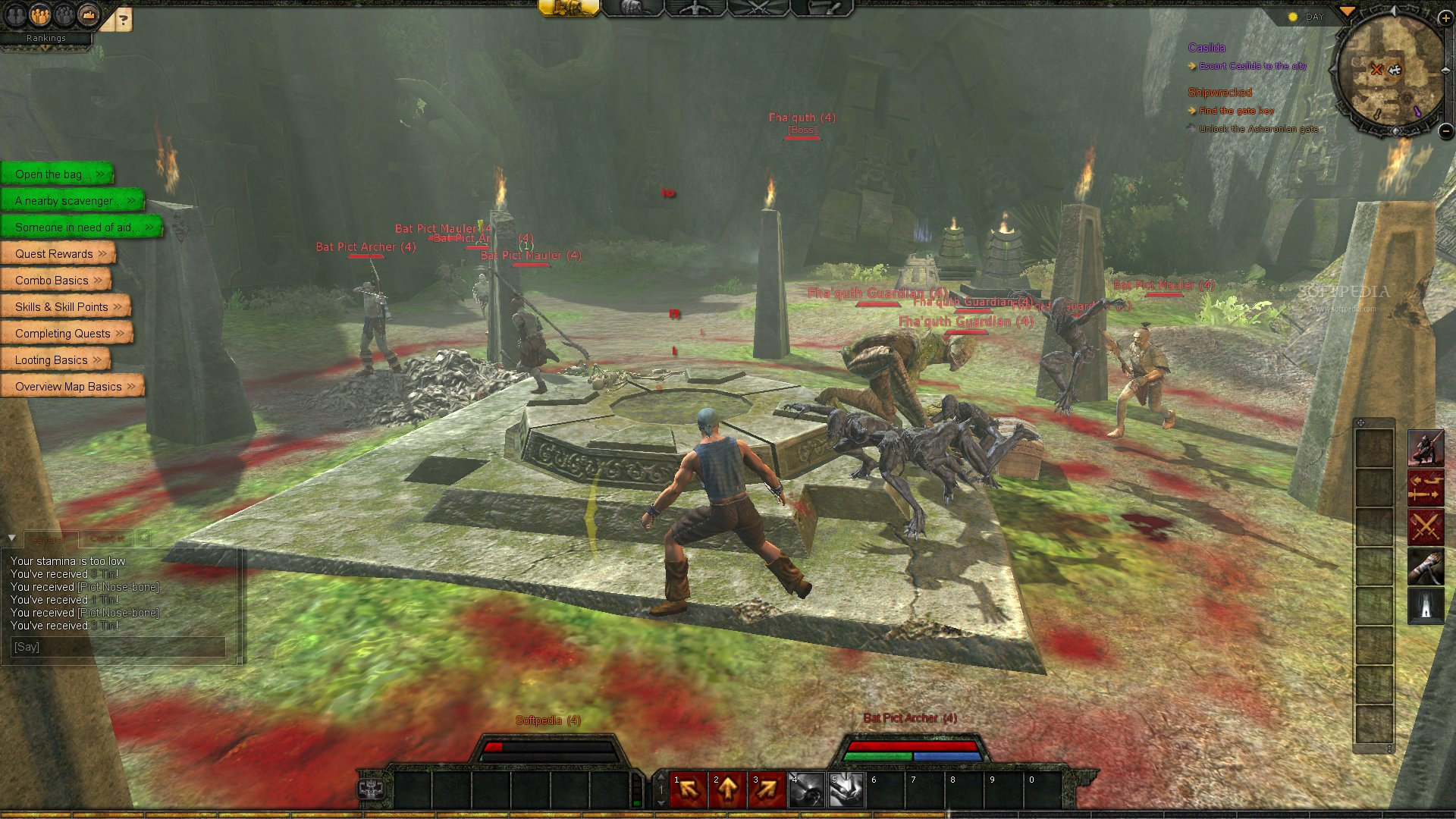 Age of Conan: Unchained Client screenshot 18