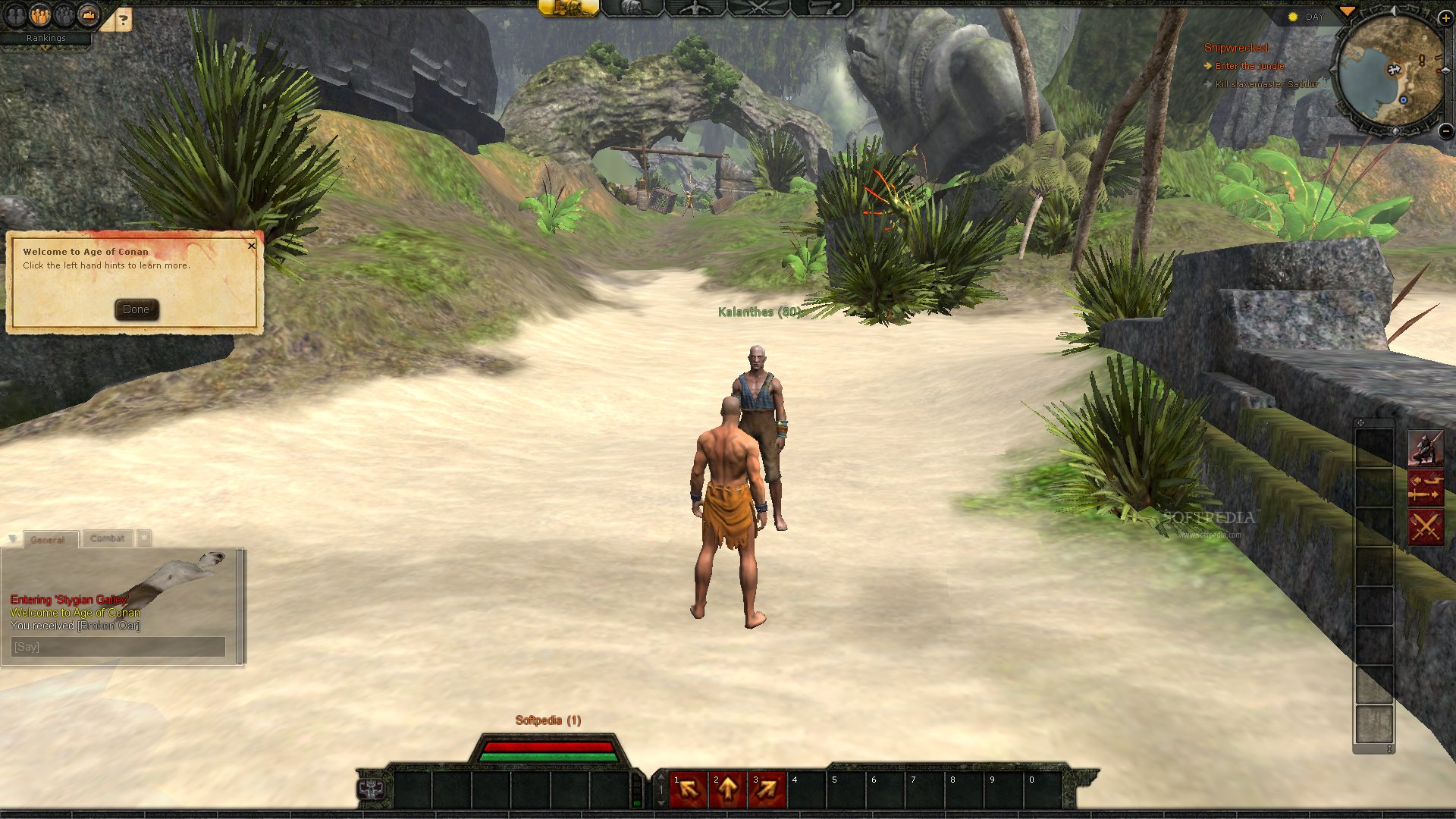Age of Conan: Unchained Client screenshot 3