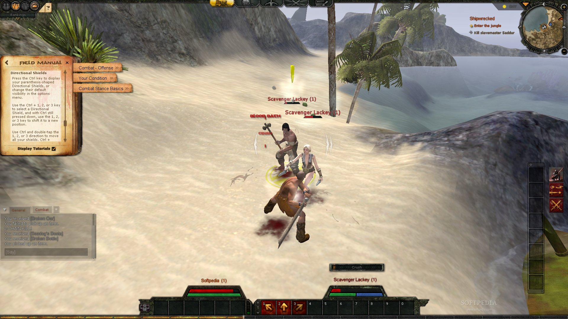 Age of Conan: Unchained Client screenshot 5