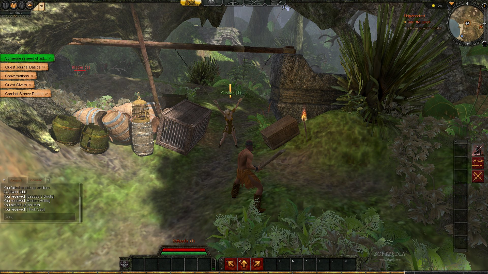 Age of Conan: Unchained Client screenshot 6