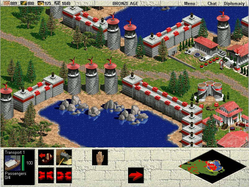 Age of empires AoE The Rise of Rome