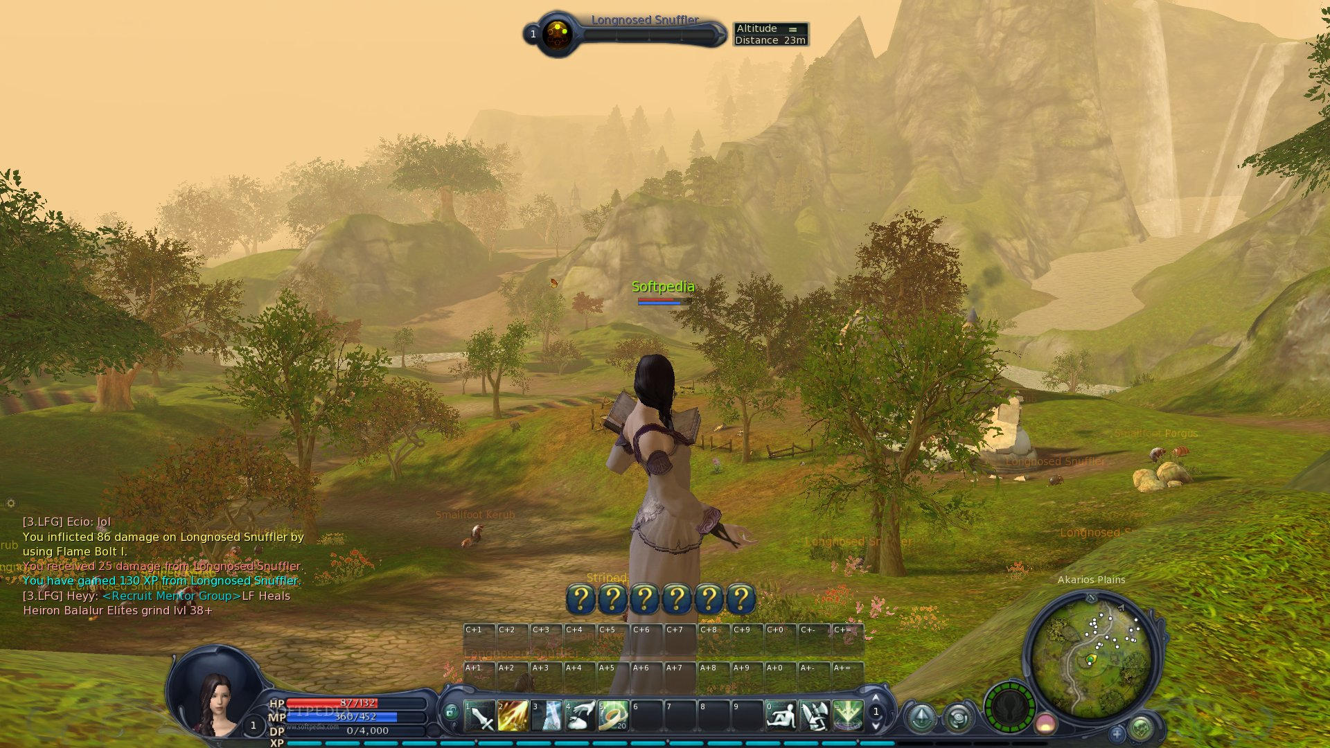 Aion Client screenshot 6