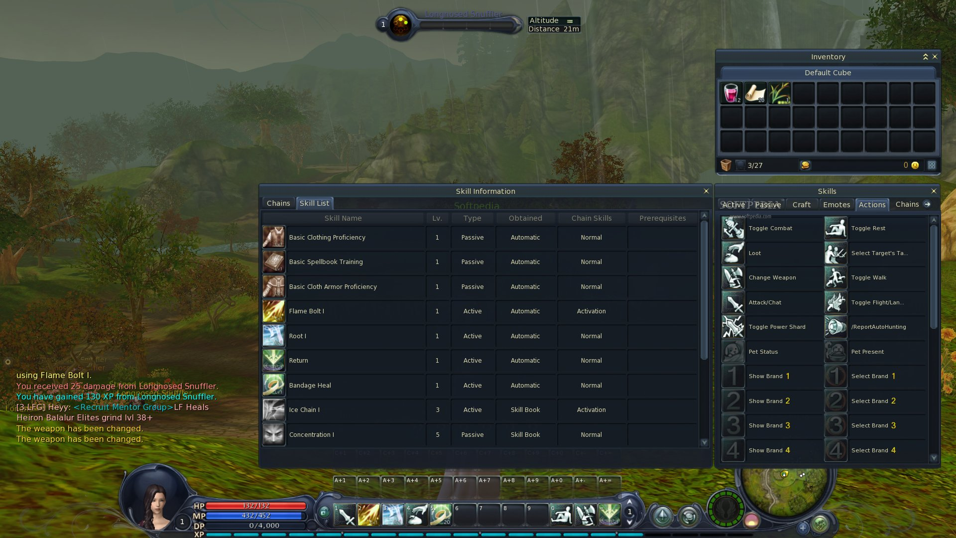 Aion Client screenshot 7
