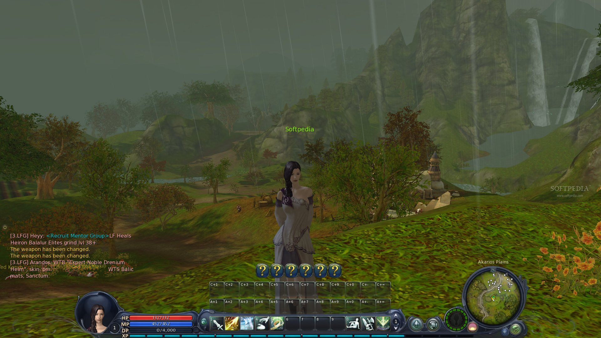 Aion Client screenshot 8