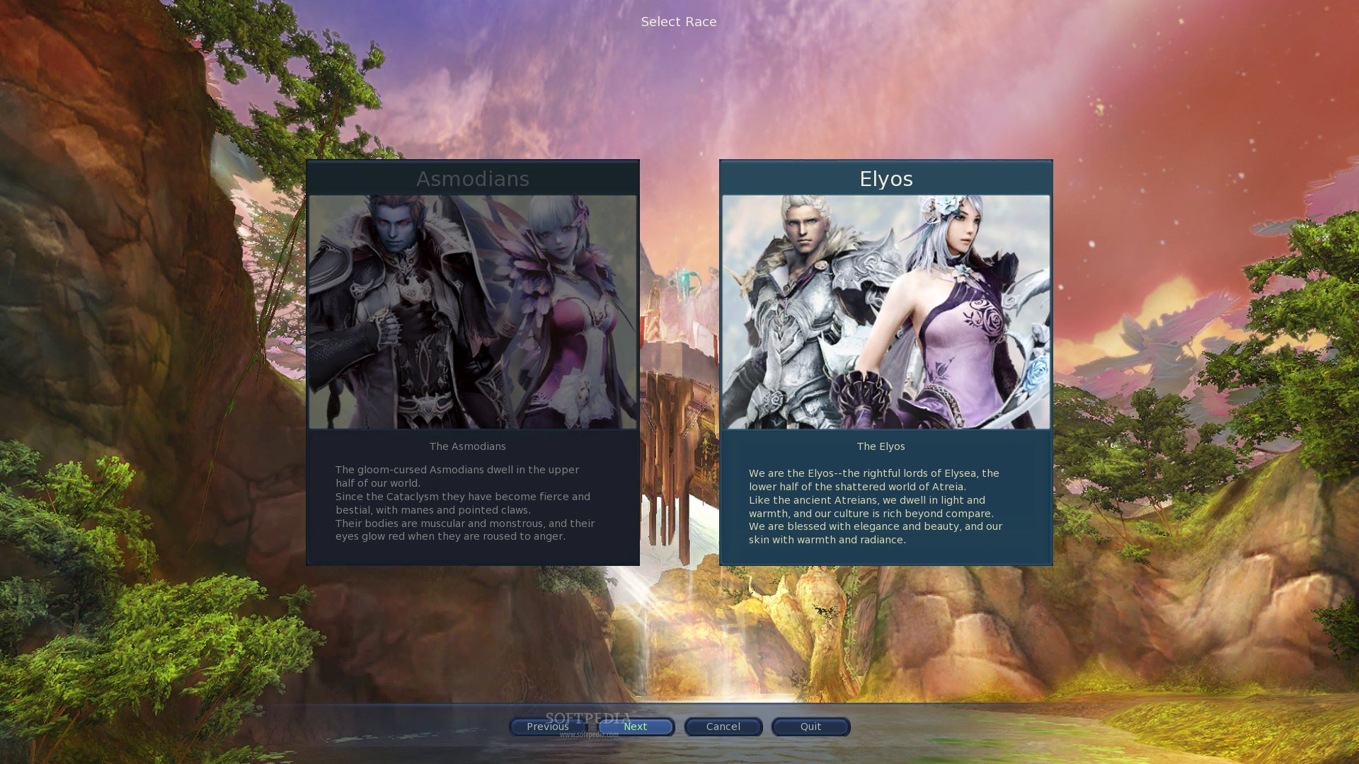Aion Client screenshot 2