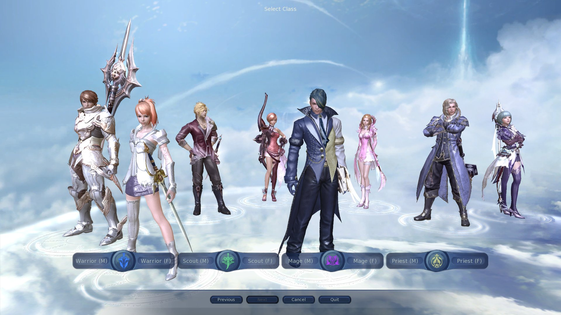 Aion Client screenshot 3