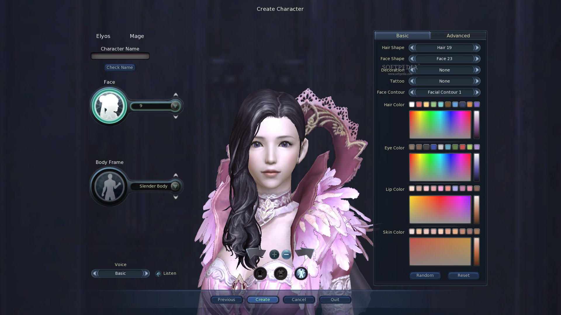 Aion Client screenshot 4