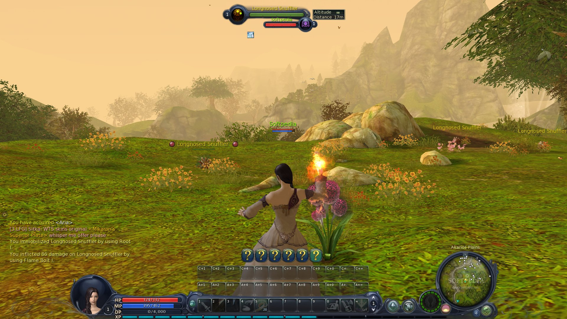 Aion Client screenshot 5