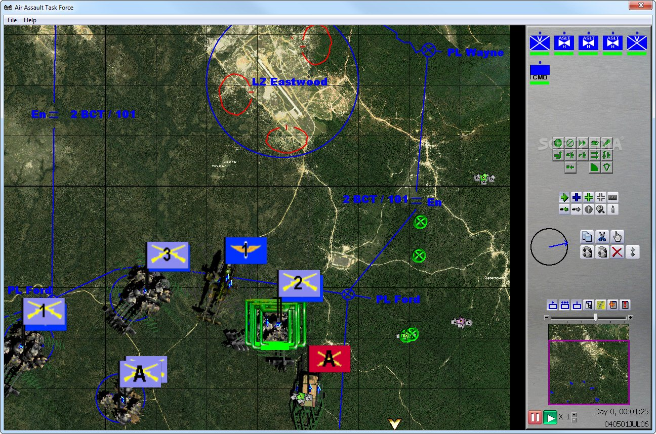 Air Assault Task Force Demo Download