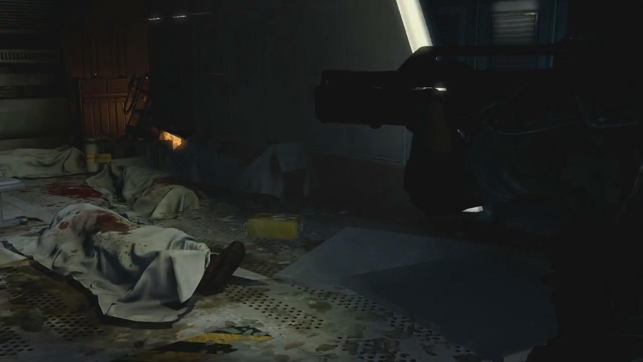 Aliens: Colonial Marines Release Date Trailer screenshot 7
