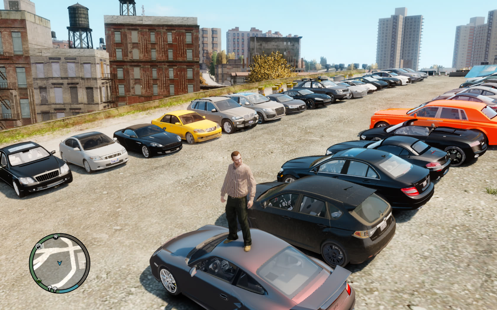 All GTA IV Cars ModXbox 360 Gta 5 Cars