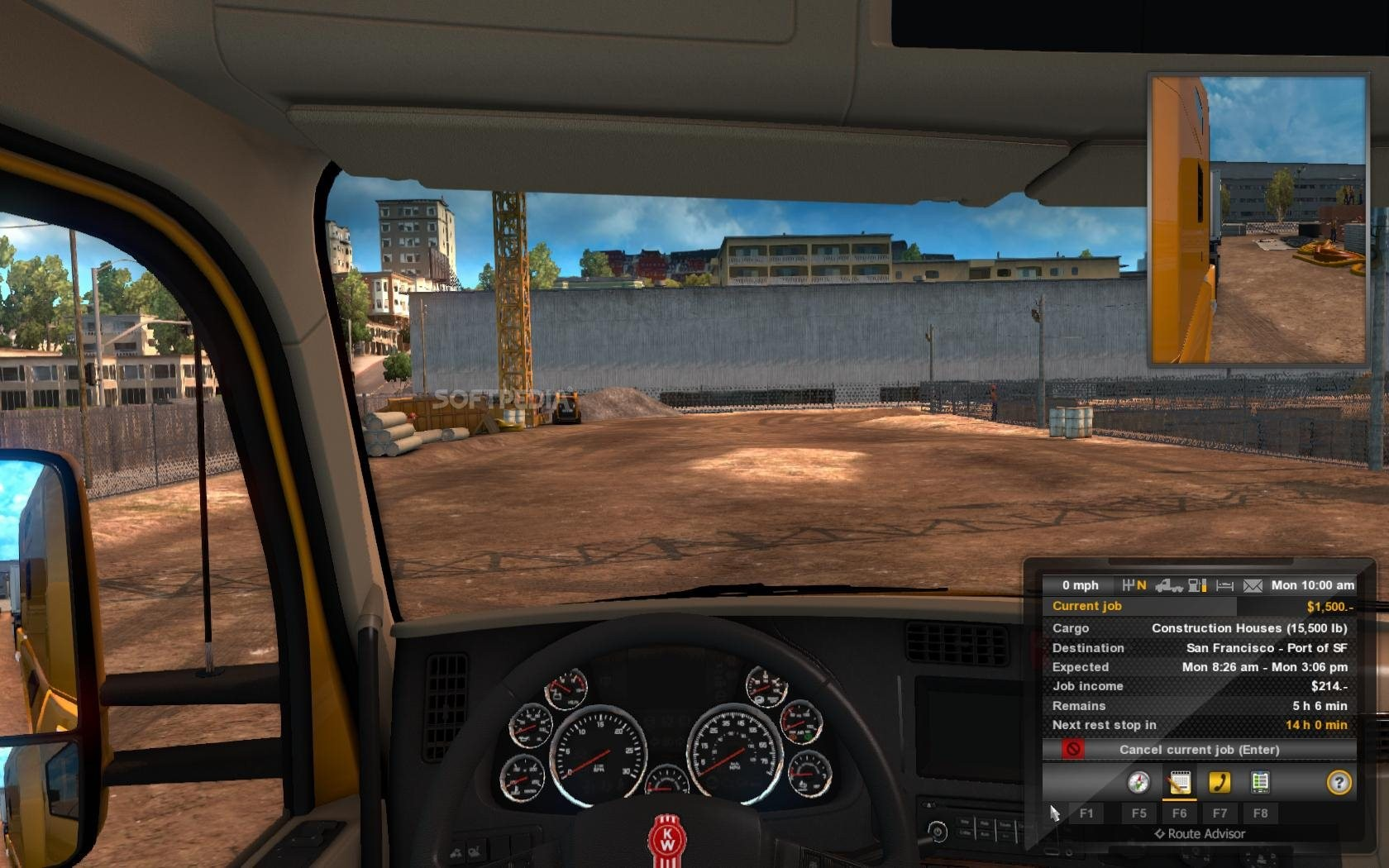 American Truck Simulator Demo Download