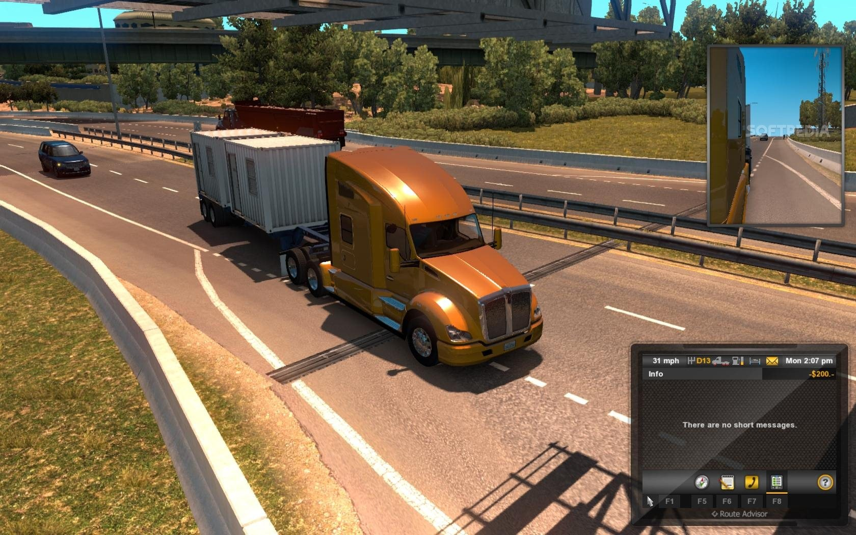 American Truck Simulator Demo Download