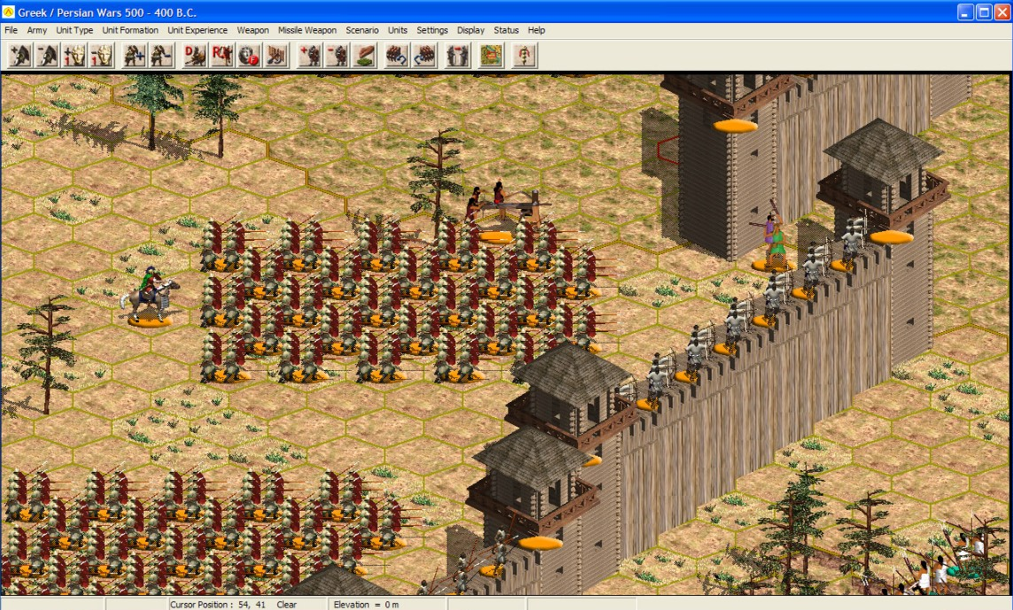 Ancient Warfare: Greek Persian Wars Patch screenshot 3
