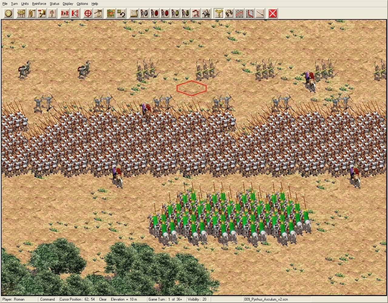 Ancient Warfare Punic Wars Patch screenshot 2