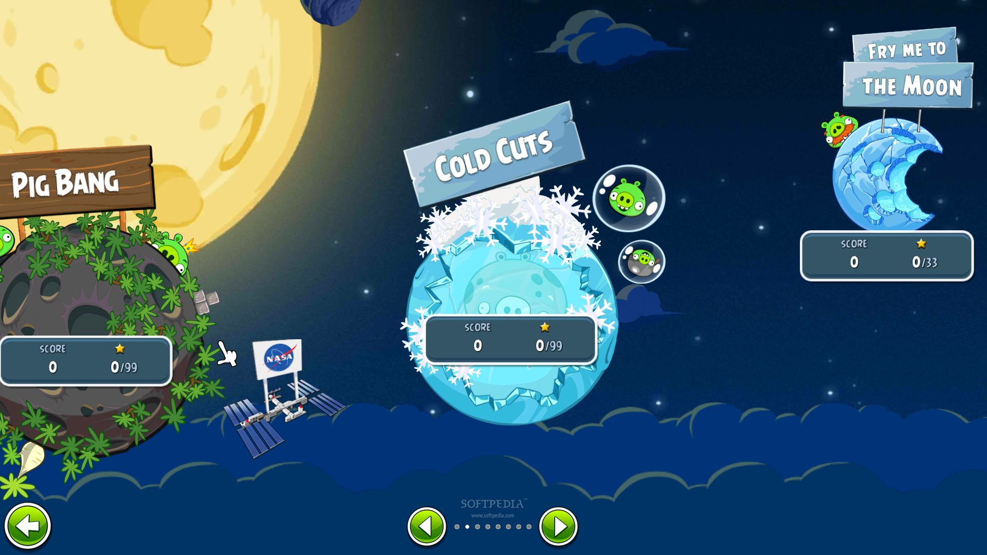 Angry Birds Space for Windows 8 Download