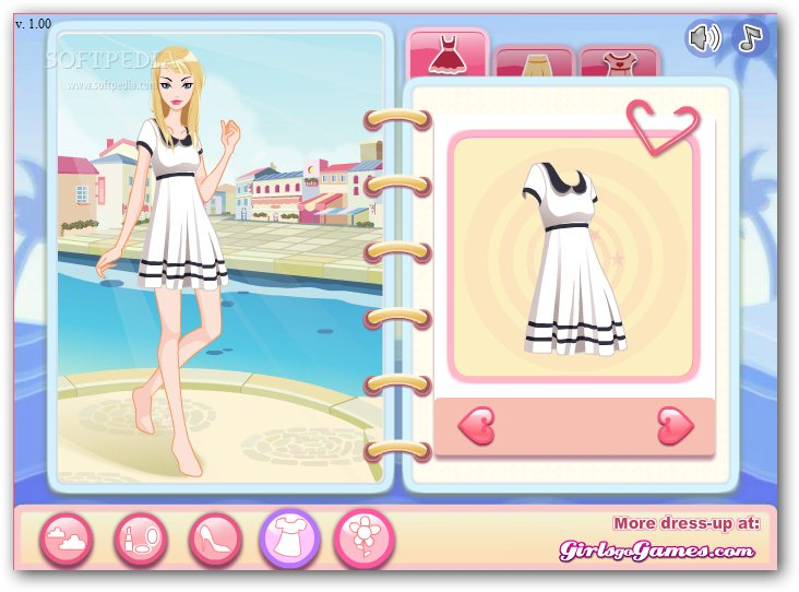 Aqua Fashion Style screenshot 2