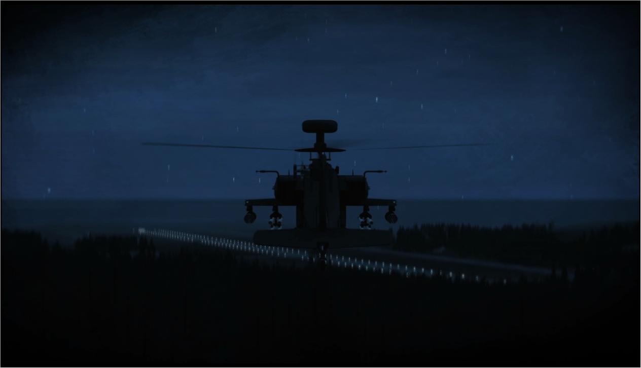 Screenshot 1 of ArmA 2 Trailer - Patch 1.05 Eagle Wing .