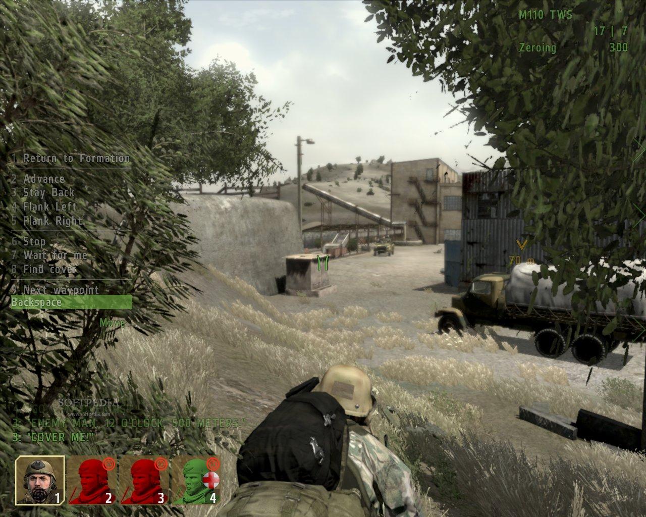 Demos PC ARMA 2 Demo