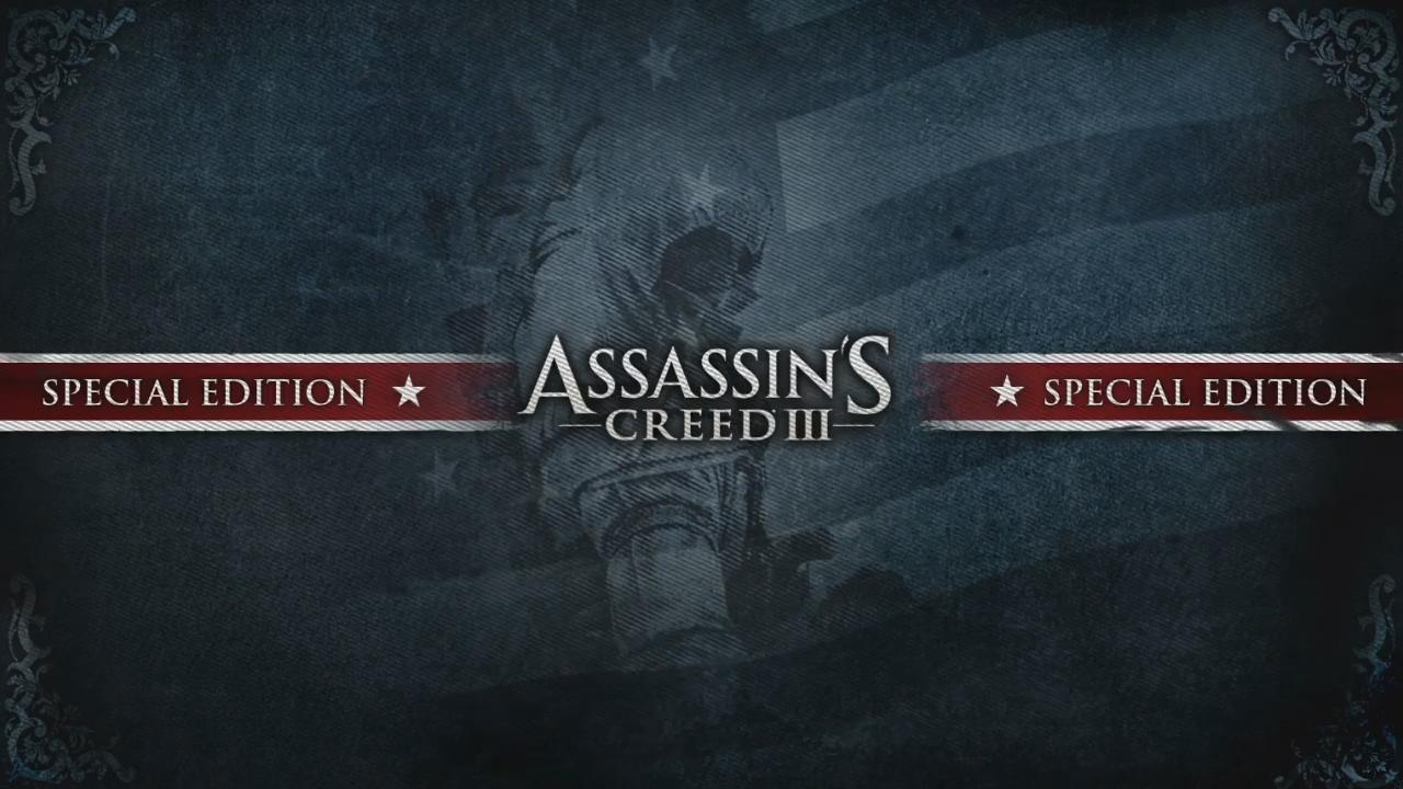 Assassin's Creed III: Official Special Edition Unboxing Trailer screenshot 1