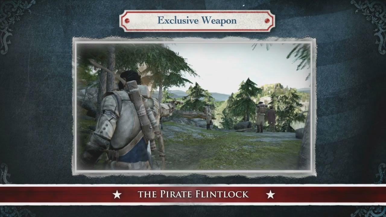 Assassin's Creed III: Official Special Edition Unboxing Trailer screenshot 8