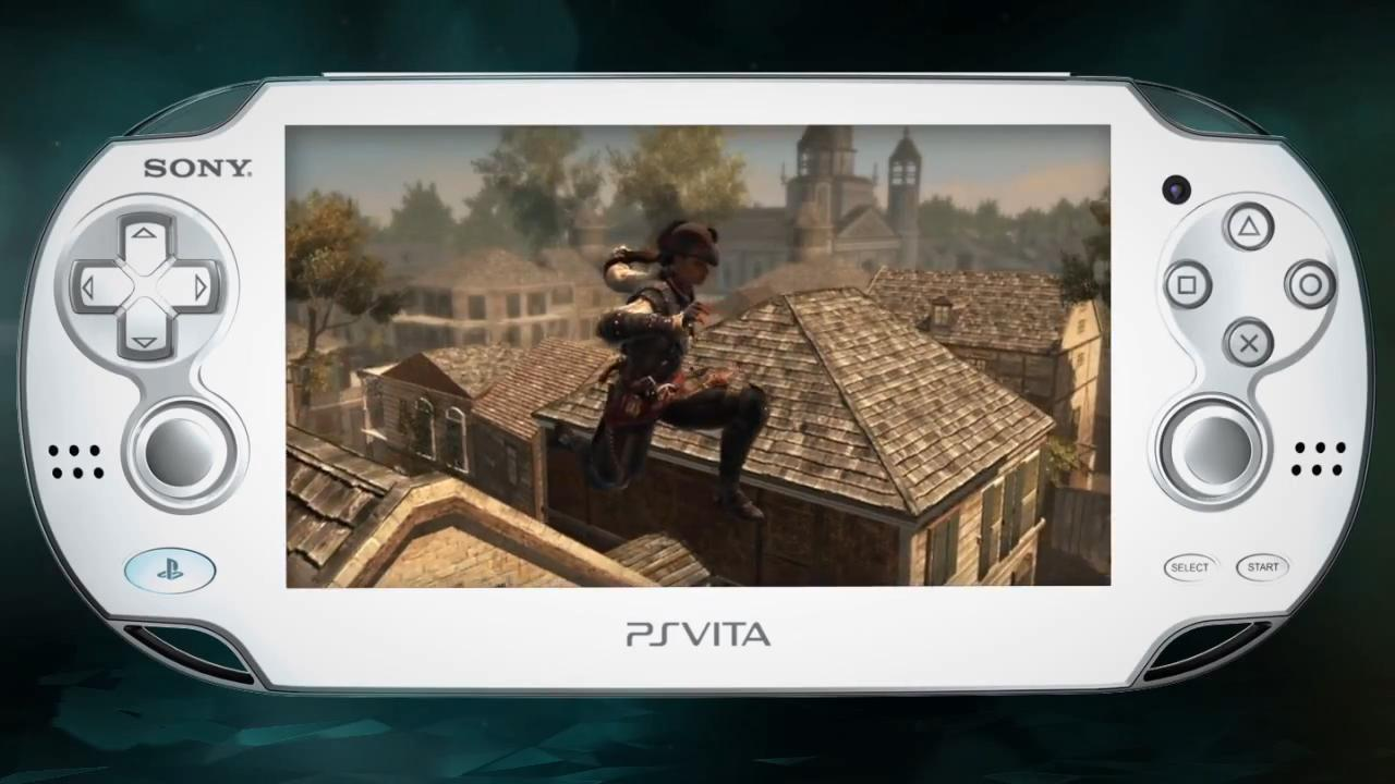 Assassin's Creed III Liberation Official Extended Reveal Trailer screenshot 4