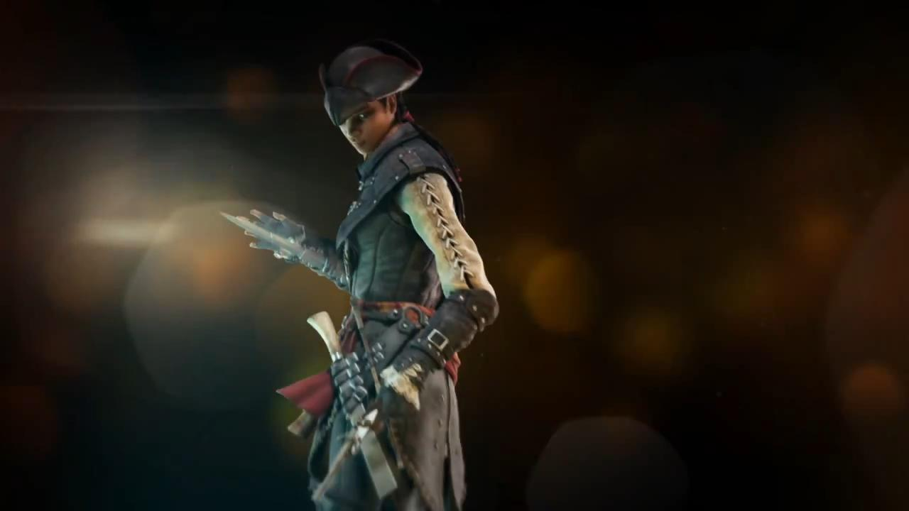 Assassin's Creed III Liberation Official Extended Reveal Trailer screenshot 8