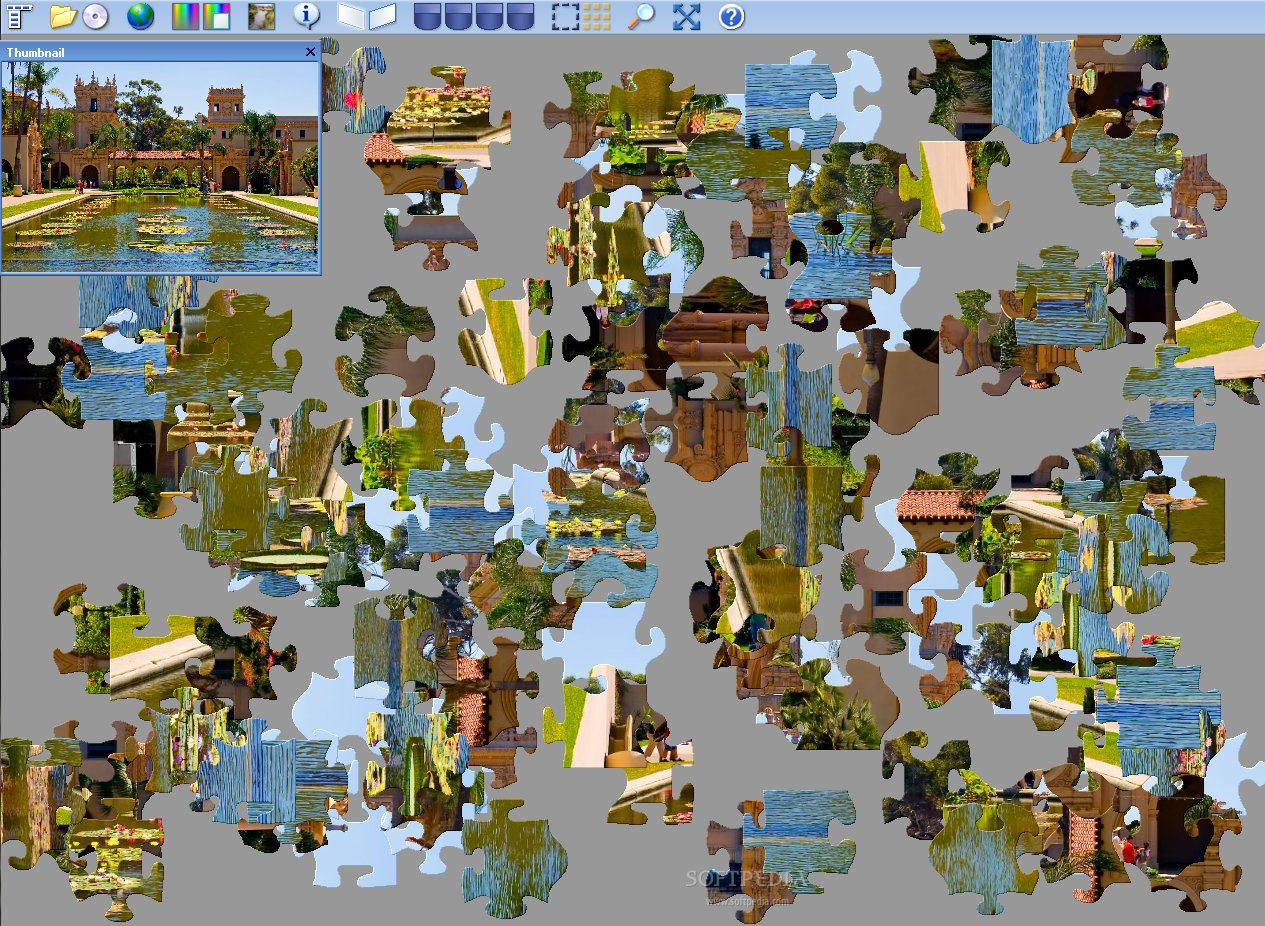 Astra Jigsaw USA Edition screenshot 2
