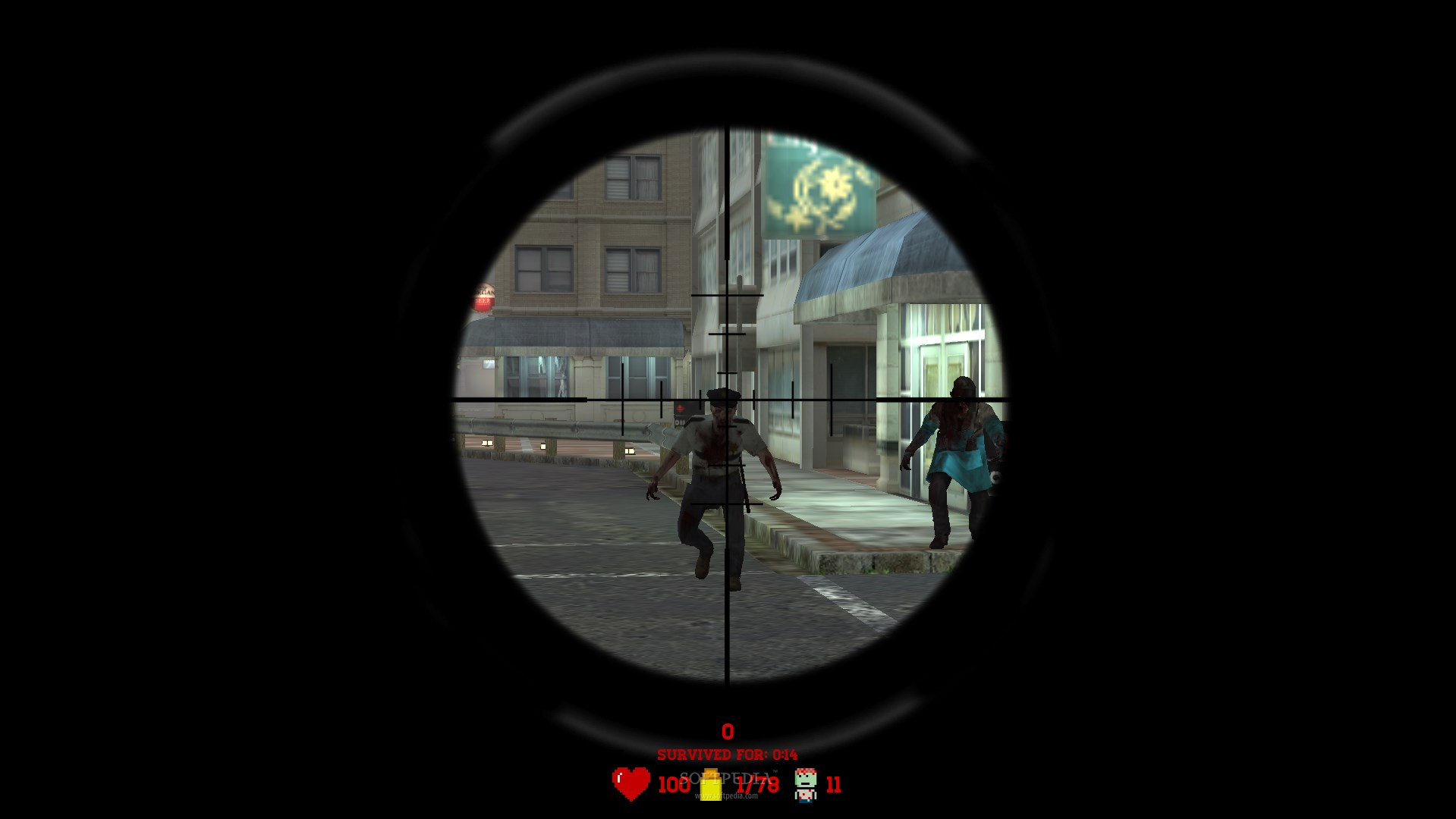 Awesome Zombie Sniper For Windows 8 Download
