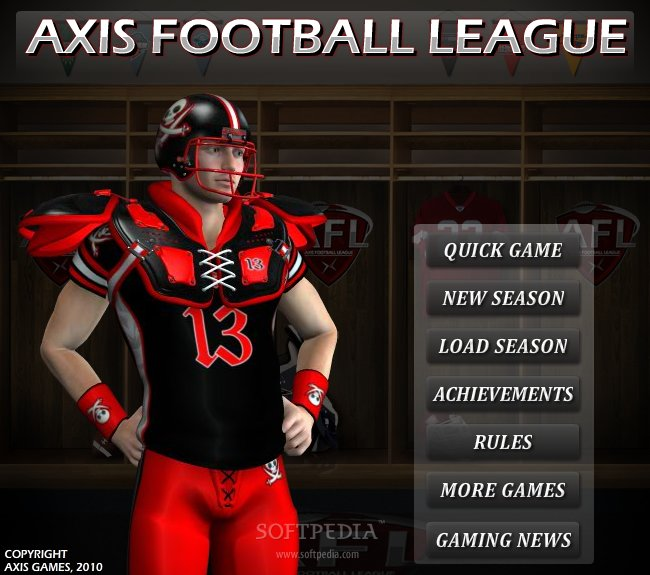 axis football league 2014 unblocked weebly