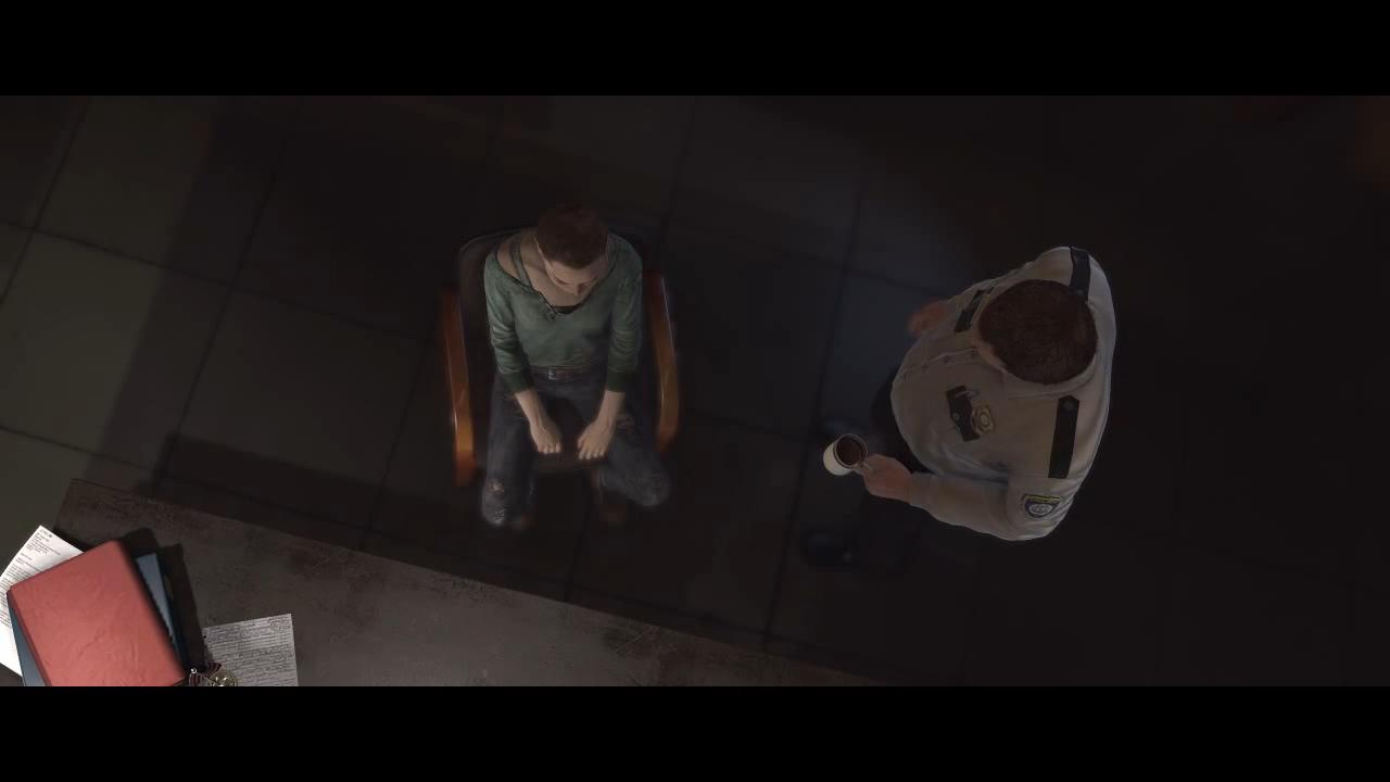 BEYOND: Two Souls E3 First Look Trailer screenshot 1