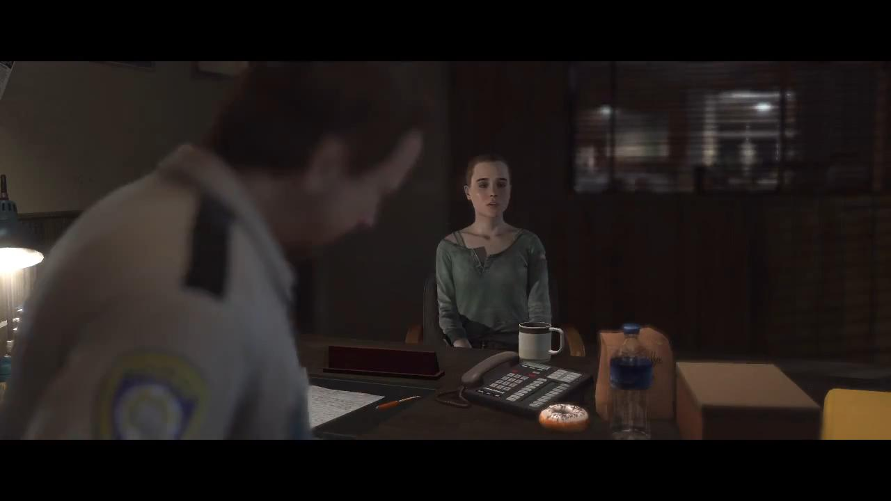 BEYOND: Two Souls E3 First Look Trailer screenshot 3