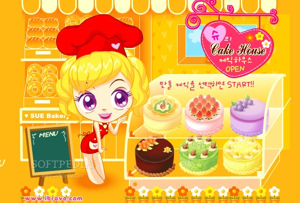 Bake a Cake with Sue screenshot 1